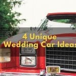 4 Unique Wedding Car Ideas At Bandung